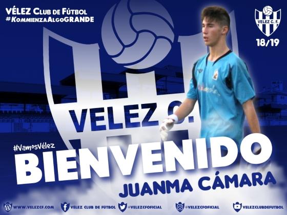 BIENVENIDO Juanma VELEZ CF K