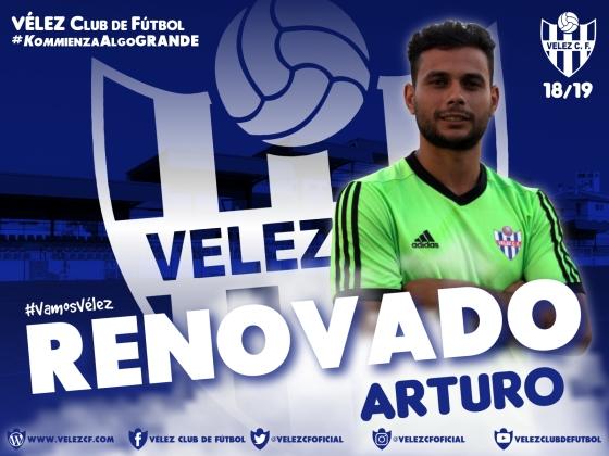 RENOVADO Arturo VELEZ CF K