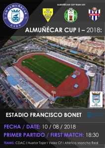 CARTEL vs ALMUÑECAR CUP original K