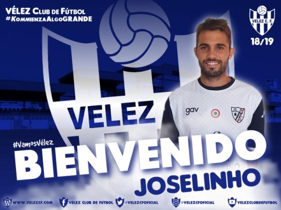 BIENVENIDO Joselinho VELEZ CF K