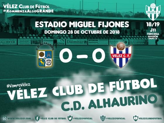 j11 RESULTADO vs ALHAURINO K
