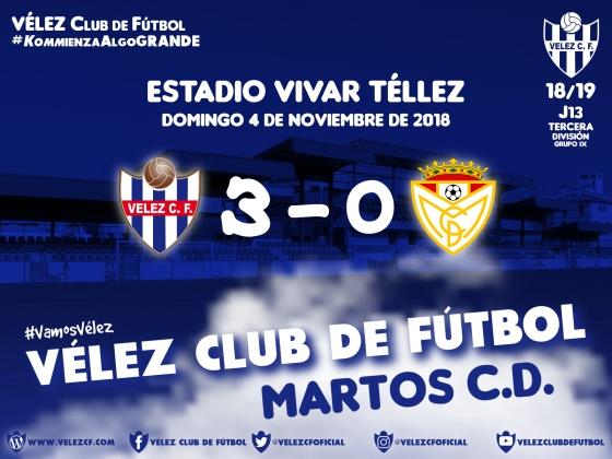 j13 RESULTADO vs MARTOS K