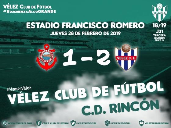 J31 RESULTADO vs RINCON K