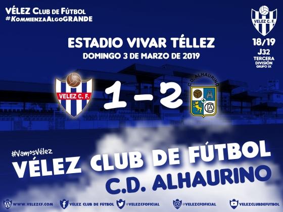 j32 RESULTADO vs ALHAURINO K