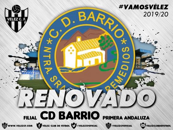 RENOVADO CD Barrio 20