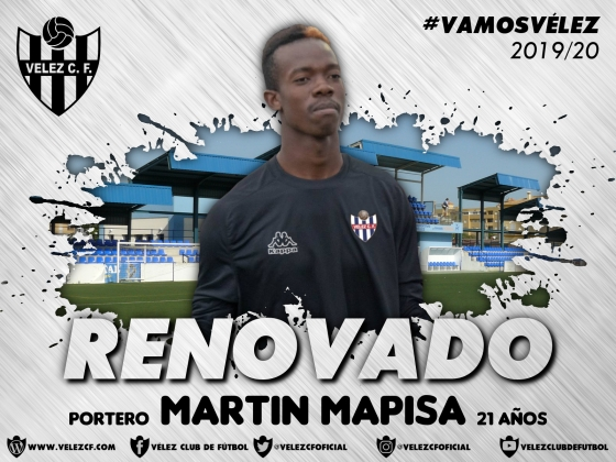 RENOVADO Martin Mapisa 20