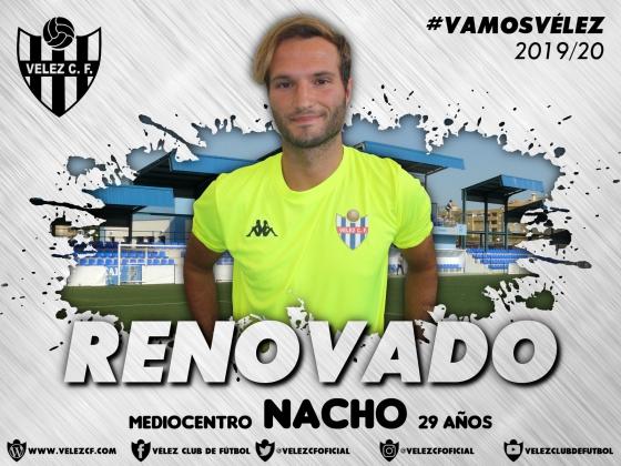RENOVADO Nacho 20