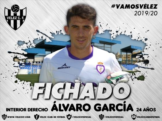 FICHADO Álvaro García 20