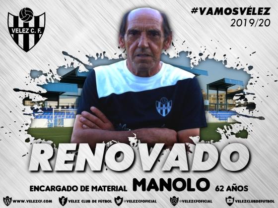 RENOVADO Manolo 20
