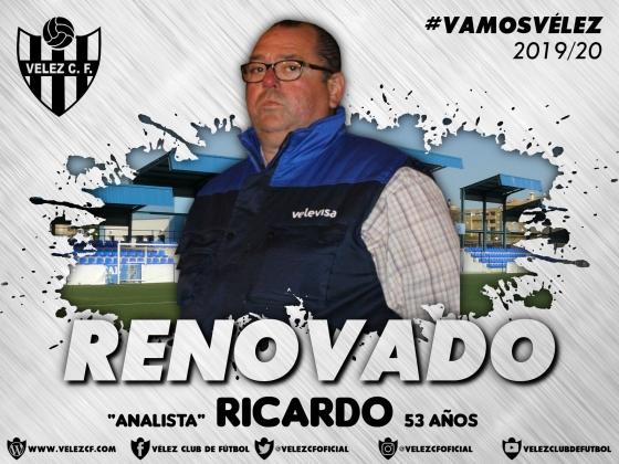 RENOVADO Ricardo 20