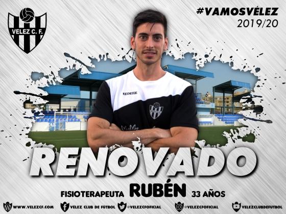 RENOVADO Rubén 20
