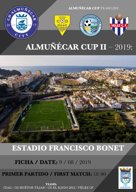 CARTEL vs ALMUÑECAR CUP 2020